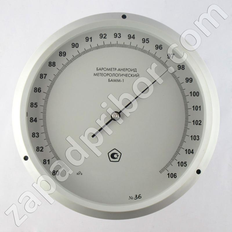 инструкция по эксплуатации барометра - фото 2