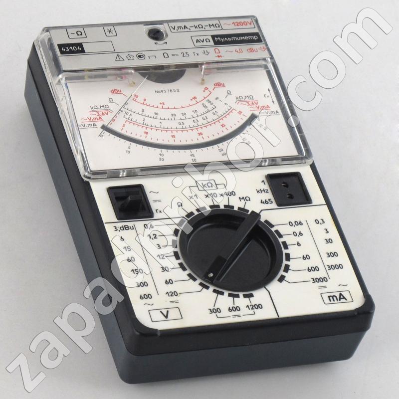аналоговый прибор 43104