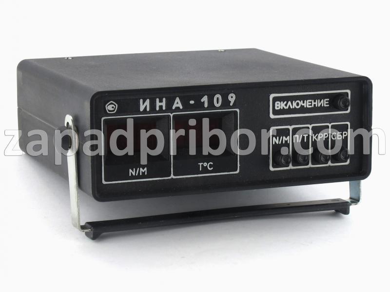ИНА-109 фотография измерителя.