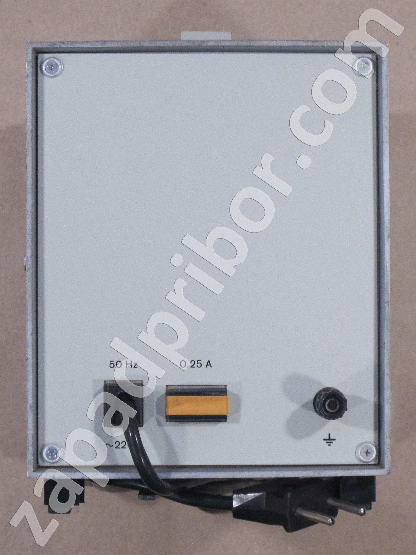 мілівольтметр змінного струму b3 38