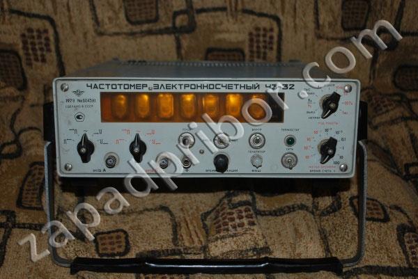 Ч3-32 Частотомер Ч3-32