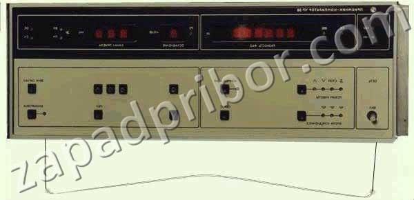 Приемник-компаратор Ч7-38