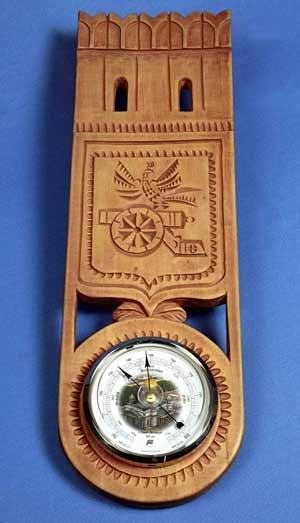 Барометр сувенирный смоленск панно