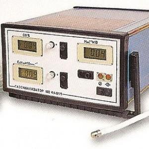 газоанализатор 121 фа-01 схема и руководство по эксплуатации - фото 4