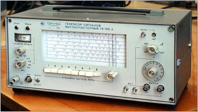 Радиоизмерительные приборы >>